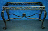 rustic iron furniture, rustic hardware