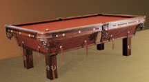 western billiard tables