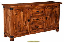 buffets wooden