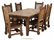 western style furniture, cowboy furniture