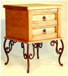 Two Drawe Night stand table