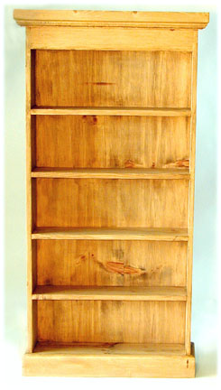 5 Shelves Book Case