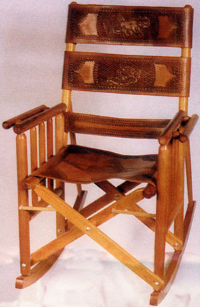 Rockers Oxcart Chairs