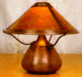 hammered copper lighting. also available hand hammered copper finish lighting