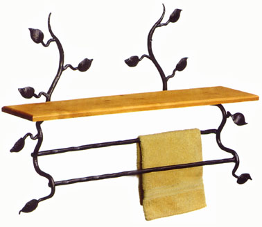 Sassafras wall Shelf