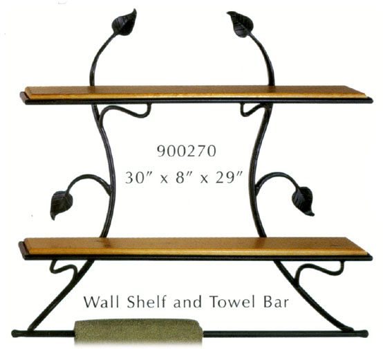 Leaf wall Shelves