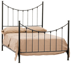 Stone County iron beds