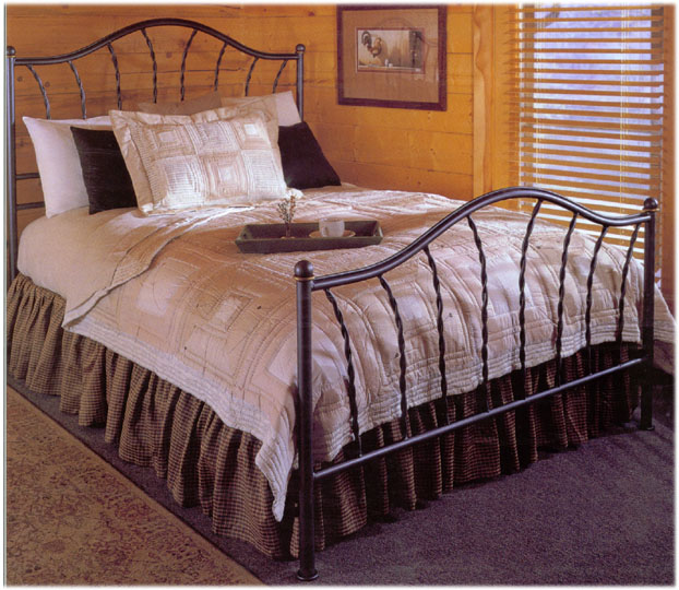 French County Prescott bed