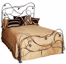 Forged Iron Beds