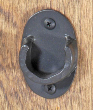 Southwest Country Stone County Ironworks Curtain Rod