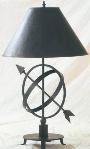 50120 sun dial table lamp lighting accessories and accents for you. Black Bedroom Furniture Sets. Home Design Ideas