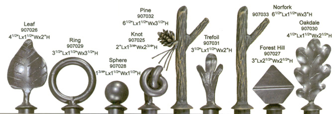 pin finials pictures iron for to curtain ceiling rods custom on wrought