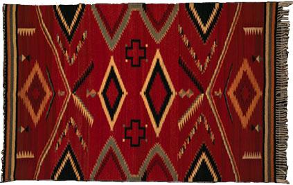 Walk In Beauty 56 Zapotec Rug